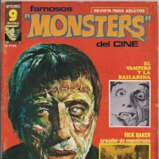 Cómics: GARBO. FAMOSOS MONSTERS DEL CINE. 2. Lote 271282713