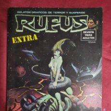 Comics: RUFUS EXTRA. NUMERO ESPECIAL. CIENCIA FICCION. GARBO EDITORIAL.. Lote 272140103