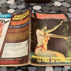 Cómics: VAMPIRELLA Nº30 EDITORIAL. GARBO 1977. Lote 274396083