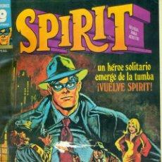 Fumetti: SPIRIT DE GARBO LOTE Nº 1 AL 13. LOS DIEZ PRIMEROS ENCUADERNADOS. Lote 276121128