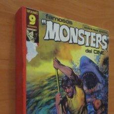 Cómics: FAMOSOS MONSTERS DEL CINE TOMO. Lote 280231478