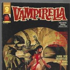 Cómics: VAMPIRELLA 19, 1976, GARBO, MUY BUEN ESTADO. Lote 287026193