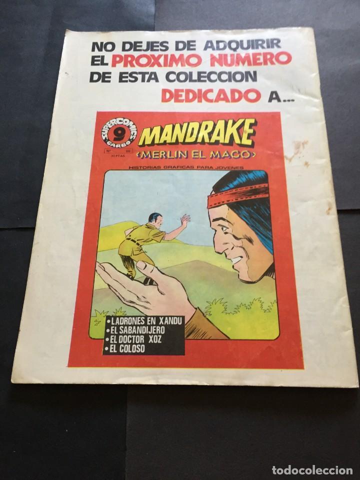 Cómics: COMIC JORGE Y FERNANDO- Nº 19 - EL DE LAS FOTOS VER TODOS MIS COMICS Y TEBEOS - Foto 4 - 288035008