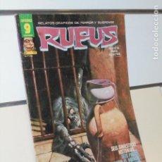 Cómics: RELATOS DE TERROR Y SUSPENSE RUFUS Nº 43 - GARBO. Lote 288217173