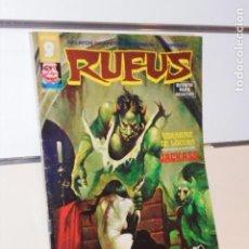 Cómics: RELATOS DE TERROR Y SUSPENSE RUFUS Nº 25 - GARBO. Lote 288217763
