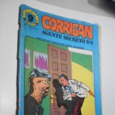 Cómics: CORRIGAN Nº 15 AGENTE SECRETO X-9 (ALGÚN DEFECTO, LEER). Lote 290755613