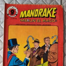 Cómics: MANDRAKE Nº 2 SUPERCOMICS GARBO. Lote 293438613