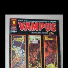Cómics: VAMPUS (GARBO), Nº 68, AÑO 1977. Lote 294091273