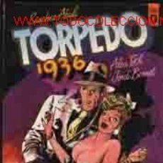 Cómics: TORPEDO 1936. Nº0, 1, 2. Lote 23016573