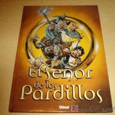 Cómics: EL SEÑOR DE LOS PARDILLOS. TOMO TAPA DURA CON HISTORIAS CÓMICAS DEL SEÑOR DE LOS ANILLOS. LOTES.. Lote 26613229