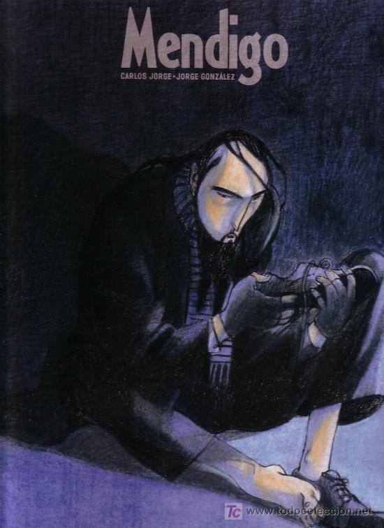 MENDIGO - GLENAT (Tebeos y Comics - Glénat - Comic USA)