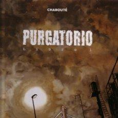 Cómics: PURGATORIO - LIBRO 1. Lote 5039683