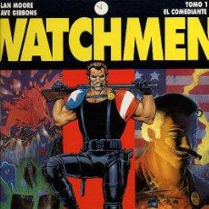 Cómics: WATCHMEN Nº 1 - GLENAT - 1993 - TAPAS DURAS - 66 PÁGINAS COLOR - . Lote 7607782