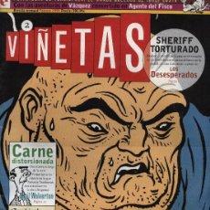 Cómics: VIÑETAS - Nº 2 - ED. GLENÁT 1.993. Lote 205670398