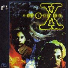 Cómics: EXPEDIENTE X - Nº 4 - LA VANGUARDIA - 1996 - GLÈNAT. Lote 6392165