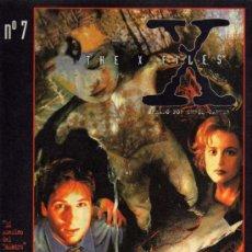 Cómics: EXPEDIENTE X - Nº 7 - LA VANGUARDIA - 1996 - GLÈNAT. Lote 6392167