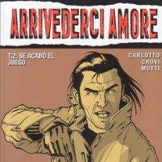 Cómics: ARRIVEDERCI AMORE - TOMO Nº 2 ( GLENAT ). Lote 38366374
