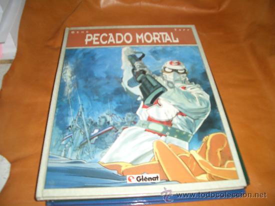 PECADO MORTAL (Tebeos y Comics - Glénat - Comic USA)