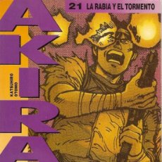 Cómics: COMIC AKIRA Nº 21. Lote 8672701
