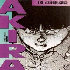 Cómics: COMIC AKIRA Nº 16. Lote 8672732