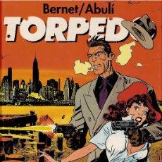 Cómics: TORPEDO. Lote 22640954