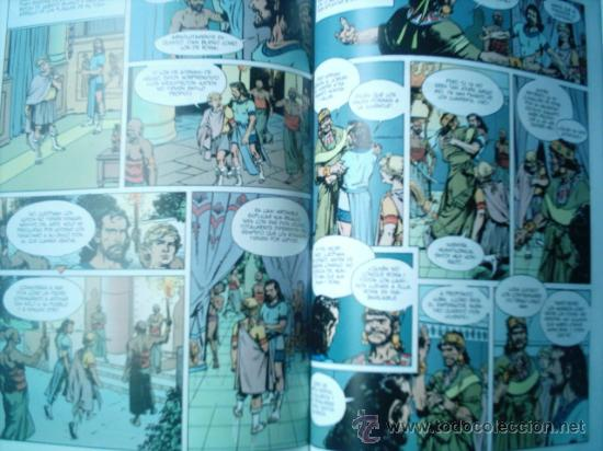 Cómics: JOSUE DE NAZARETH T1 Y T2. GLENAT 1998. DIBUJOS VICTOR DE LA FUENTE - Foto 2 - 53931595