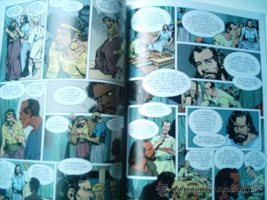 Cómics: JOSUE DE NAZARETH T1 Y T2. GLENAT 1998. DIBUJOS VICTOR DE LA FUENTE - Foto 3 - 53931595