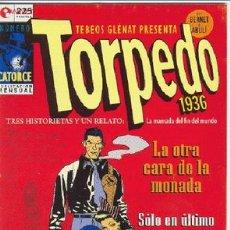 Cómics: TORPEDO, Nº 14, DE BERNET Y ABULÍ.. Lote 1015164
