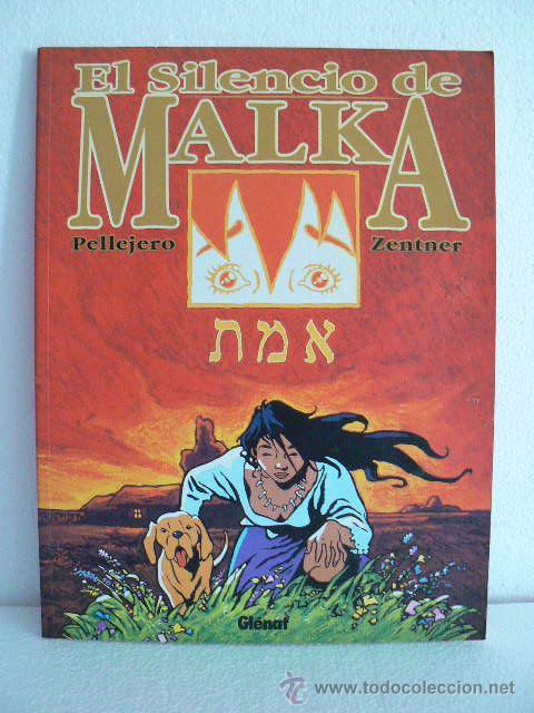 EL SILENCIO DE MALKA. EDICIONES GLENAT. (Tebeos y Comics - Glénat - Comic USA)