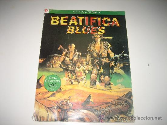 BEATIFICA BLUES (Tebeos y Comics - Glénat - Comic USA)