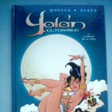 Cómics: YOLAN EL TERRIBLE T 2. GLENAT 2004(DESC.60%). Lote 26295186