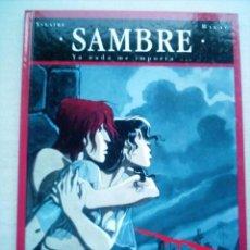 Cómics: SAMBRE T 1 YA NADA ME IMPORTA . GLENAT 2001(DESC.55%). Lote 22185217