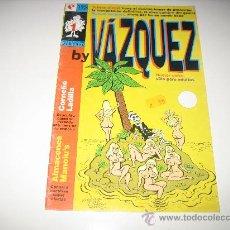 Cómics: VAZQUEZ Nº 1 - GLENAT. Lote 25644715