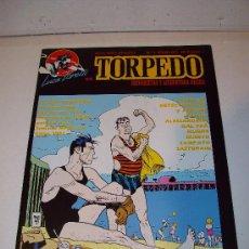 Cómics: EDITORIAL MAKOKI: TORPEDO (1.991), Nº 3 ¡ NUEVO !. Lote 12810114