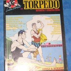 Cómics: LUCA TORELLI. TORPEDO. HISTORIETAS Y LITERATURA NEGRA. Nº 3 JULIO 1991.. Lote 27289529