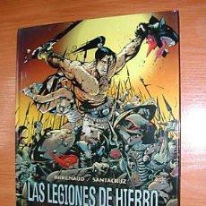 Cómics: LAS LEGIONES DE HIERRO. COMIC 1. 2002. C2976. Lote 12719123