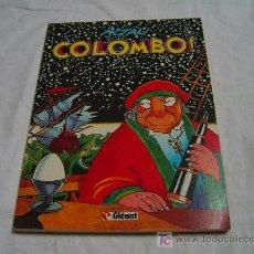 Fumetti: COLOMBO.ALTAN. ITALIA GLENAT. EDICION ITALIANA.113 PAGINAS. Lote 25281604