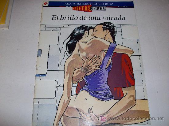 GLENAT: VIÑETAS COMPLETAS, Nº 6 (Tebeos y Comics - Glénat - Comic USA)