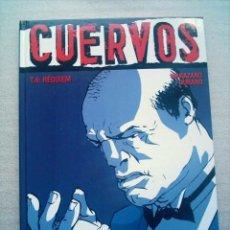 Cómics: CUERVOS T.4 / REQUIEM / GLENAT 2006 DIBUJOS(DESC.40%). Lote 38177321