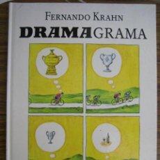 Cómics: DRAMA GRAMA AUTOR FERNANDO KRAHN DRAMA GRAMA - GLENAT EDICIONES. Lote 121589732