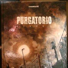 Cómics: PURGATORIO, LIBRO 1 - CHABOUTÉ - GLENAT 2004. Lote 27225779