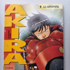 Cómics: AKIRA- Nº 1- LA AUTOPISTA. Lote 26839476
