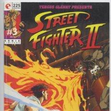Cómics: STREET FIGHTER II - Nº 3 - GLENAT. Lote 15911497