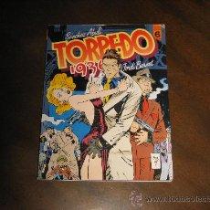 Cómics: TORPEDO 1936 - TOMO 6.. Lote 26234799