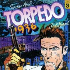 Cómics: TORPEDO 1936 (TOMO 3) - CJ49. Lote 22737616