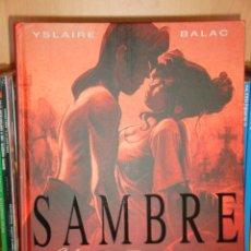 Cómics: SAMBRE. VOL 1. YSLAIRE-BALAC. GLÉNAT. Lote 17330295