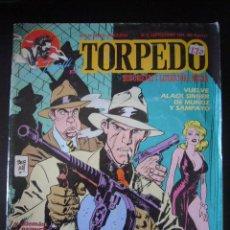 Cómics: TORPEDO. Nº 4 EDITORIAL MAKOKI. 1991 MUNOZ Y SAMPAYO, BERNET, COLAN ARX68. Lote 22916459