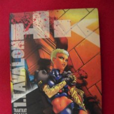 Cómics: 1.1 AVALON-H.K.-GLENAT - TAPA DURA. Lote 25056560