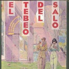 Cómics: EL TEBEO DEL SALÓ DEL COMIC AÑO 1990,DE GLENAT. Lote 25711702