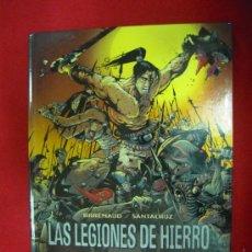 Cómics: LAS LEGIONES DE HIERRO 1-URKHAN,EL PRINCIPE ENEIDE-SANTACRUZ-GLENAT - TAPA DURA. Lote 24057875